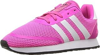 adidas Originals Unisex N-5923 C Sneaker, Shock Pink/White/Black, 13K M US Little Kid