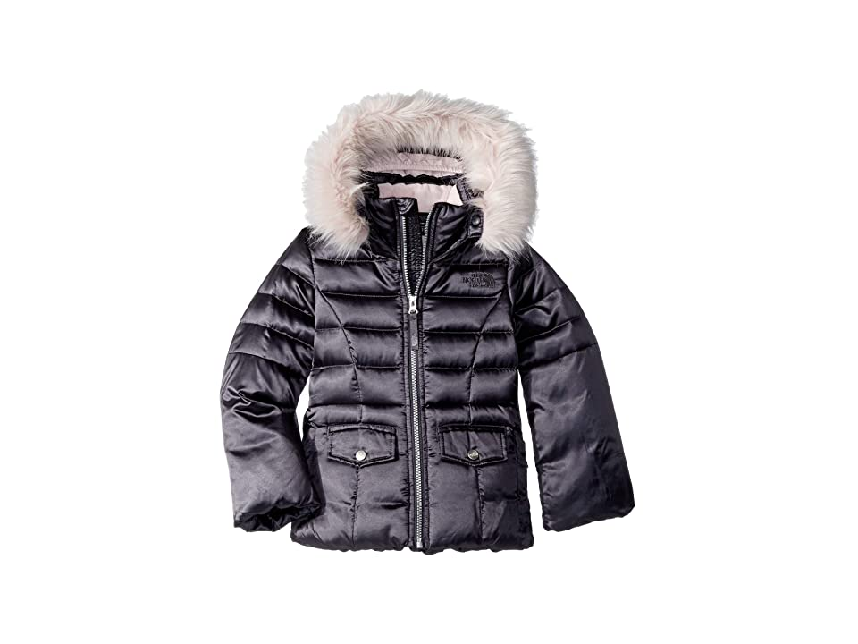 The North Face Kids Gotham 2.0 Down Jacket (Little Kids/Big Kids) (Periscope Grey) Girl
