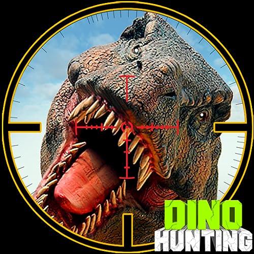 Dino Hunter Sniper Shooter: FPS-Schießspiel