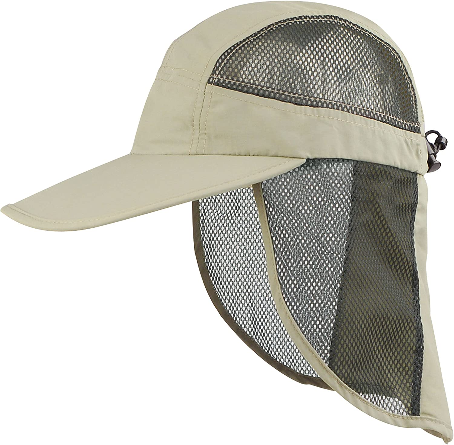 Juniper Outdoor UV Cap with Max 45% OFF and Flap Mesh Sides Directly managed store