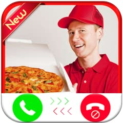 Features call Pizza Delivery prank : => very small APK file size to download in short time => you can also change Picture Pizza Delivery and use any Contact . => you can specify a fake call at a specific time. => you can choose your voice in to phone...