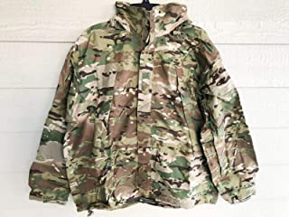 Us Army Issue Ecwcs Gen III Level 6 Gore Tex Multicam Extreme Cold/Wet Weather Jacket - Medium Long.