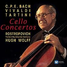 Baroque Cello Concertos