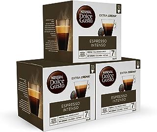 comprar comparacion Nescafé DOLCE GUSTO Magnum ESPRESSO INTENSO - Cápsulas de Café 3 x 30 - 90 Cápsulas