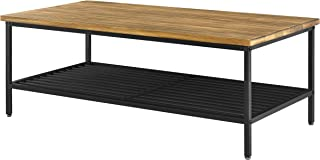 New Pacific Direct 9300064 Walter Coffee Table, One Size, Brown