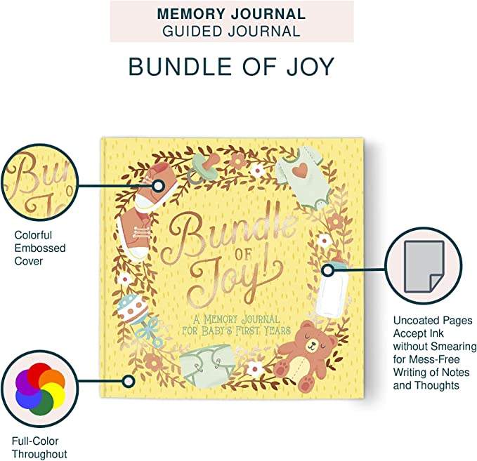 Albums, Frames & Journals Gifts ghdonat.com Guided Pregnancy ...