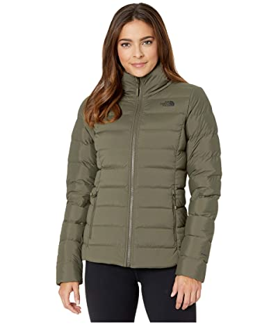 The North Face Stretch Down Jacket (New Taupe Green) Women