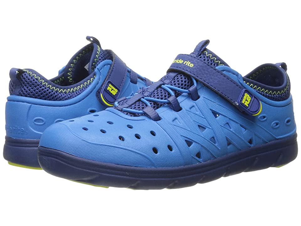 Stride Rite Made 2 Play Phibian (Toddler/Little Kid/Big Kid) (Blue) Kids Shoes