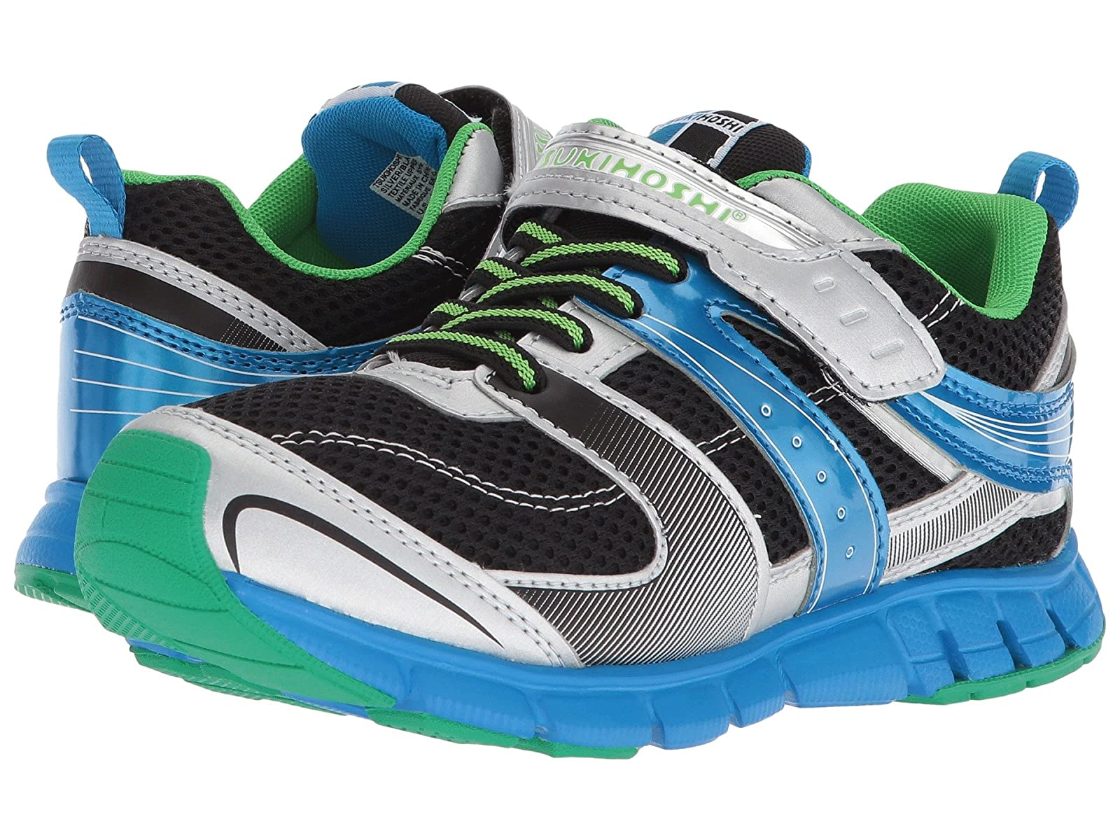 Tsukihoshi Kids Velocity (Little Kid/Big Kid)Atmospheric grades have affordable shoes