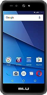 "BLU Grand X LTE -Black Factory Unlocked Phone - 5"" Screen - 8GB - Black (U.S. Warranty)"