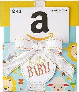 Amazon.co.uk Gift Card - Hello Baby Reveal