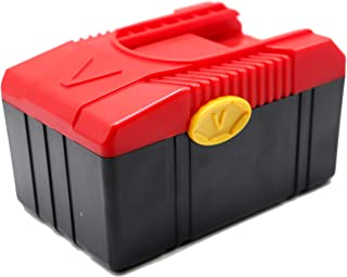 FengWings® 18V 4000mAh CTB6187 Power Tool Battery Replace for Compatible with Snap-On Lithium Ion CTB6187 CTB6185 CTB4187 ...