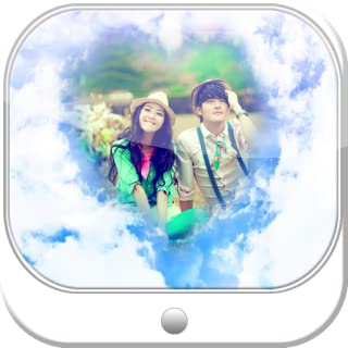 Clouds Photo Frame
