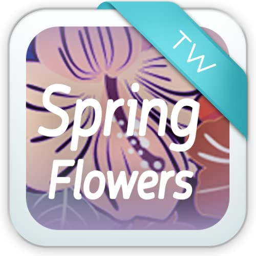 Spring Flowers Keyboard