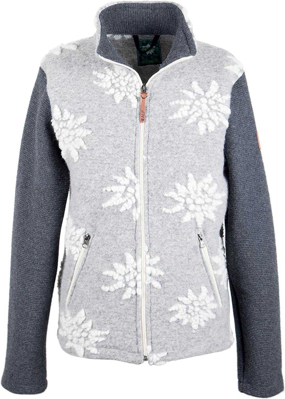 Alp by Brush Ladies LinkWindWool Jacket with LinkWindWool Inserts