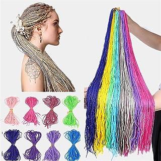 NKIE Convenient Wigs, Crochet Boxes, Braids, Hair Bundles, Colored Dirty Braids, Ponytails, Artificial Hair Extensions Dai...