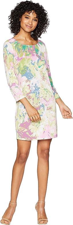 Novelty Knit City Tunic Dress