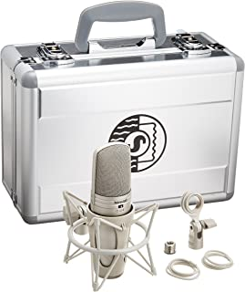 Shure KSM44A/SL Multi-Pattern Large Dual-Diaphragm Side-Address Condenser Studio Microphone
