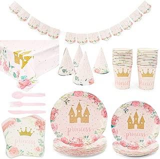 princess palace birthday party