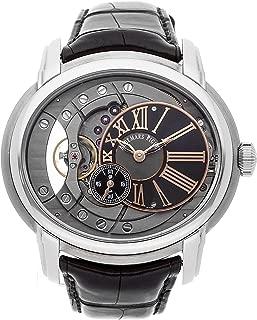 Audemars Piguet Millenary Mechanical (Automatic) Grey Dial Mens Watch 15350ST.OO.D002CR (Certified Pre-Owned)