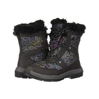 Bearpaw Kids Marina (Little Kid/Big Kid) (Black/Black) Girls Shoes