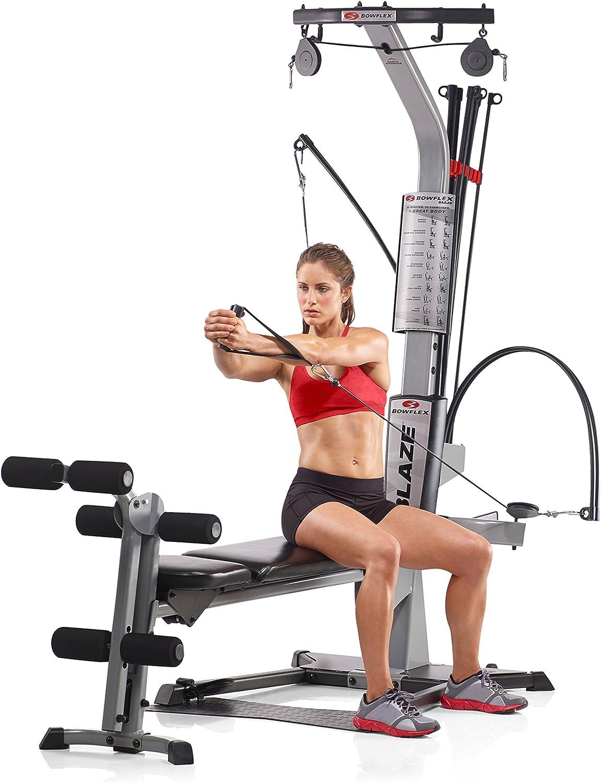 bowflex blaze gym