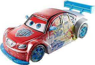 Disney/Pixar Cars, Ice Racers Die-Cast Car, Vitaly Petrov, 1:55 Scale