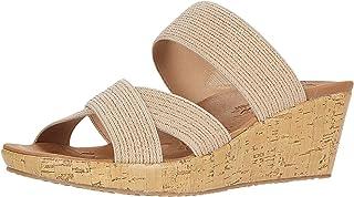 Skechers Beverlee - Free Spark womens Wedge Sandal