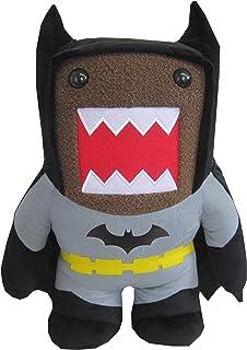 "Domo Batman Large 16.5"" Plush, Black"