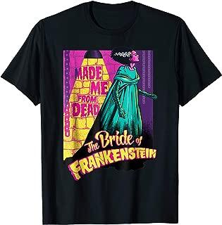 Best bride of frankenstein shirt Reviews