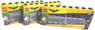LEGO Minifigure Display Case (Large (3-Pack), Batman Sleeve)