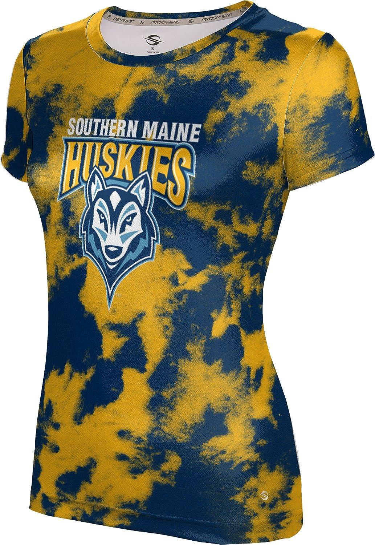 ProSphere University of Southern Maine Girls' Performance T-Shirt (Grunge)