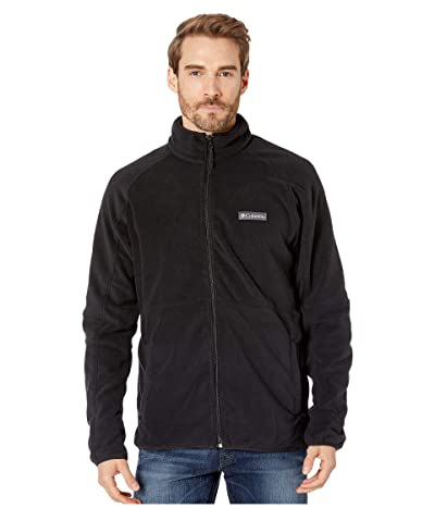 Columbia Basin Trail Fleece Full Zip Jacket (Black) Men