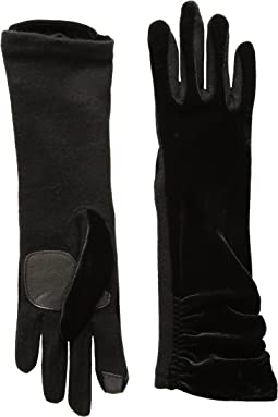 Echo Design - Long Classic Velvet Gloves