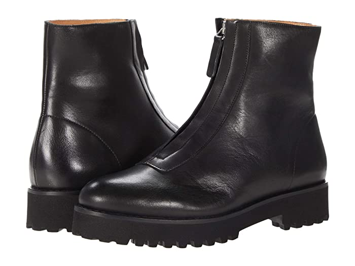 Vintage Boots- Winter Rain and Snow Boots History Andre Assous Paina Black Womens Shoes $177.99 AT vintagedancer.com