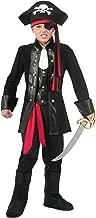 Seven Seas Pirate Costume, Large