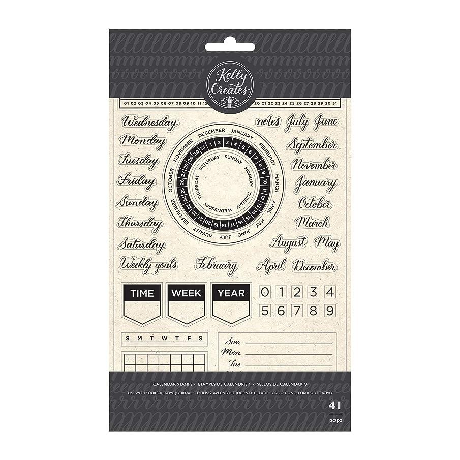 Kelly Creates 348274 Calendar Stamps