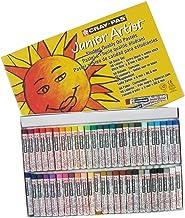 Sakura Cray-Pas Junior Artist Oil Pastels, Assorted Colors, Set of 50