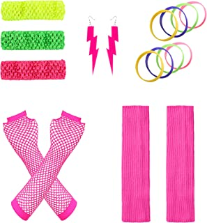 leg warmers outfit 80s