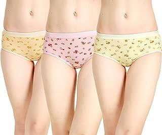 AV2 Women Solid Hipster Multicolor Panties (Pack of 3)