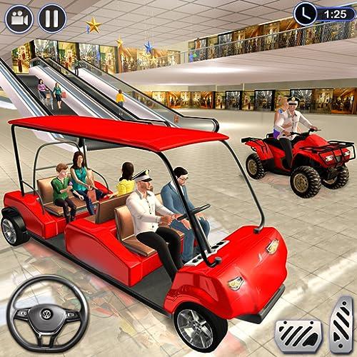 compras centro comercial Canal de televisión británico patio bicicleta radio taxi juegos