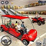 Einkaufen Einkaufszentrum EIN FERNSEHER Viereck Fahrrad Radio Taxi Spiele