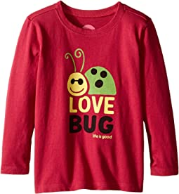 Elemental Love Bug Long Sleeve Tee (Toddler)