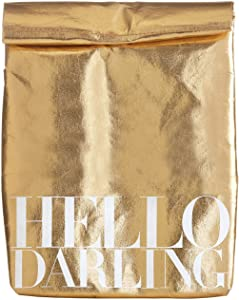 Santa Barbara Design Studio Insulated Lunch Bag, Medium, Hello Darling