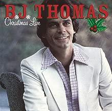 B.J. Thomas: Christmas Live