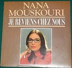 Nana Mouskouri- Je Reviens Chez Nous/ Ou Va L'Amour- Philips 884 753-7 Stereo- France