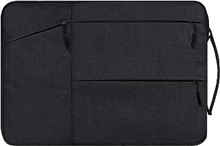 TOWOOZ MacBook Air/MacBook Pro ケース 13 インチ ノートパソコンケース裏起毛 360°保護 衝撃吸収 Macbook Pro/Macbook Air ノートPC ケース 軽量 耐衝撃 防水 ノートPC ケース ...