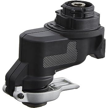 ブラックアンドデッカー マルチエボ ヘッドアタッチメント 18V用 オシレーティングヘッドマルチツール EOH183
