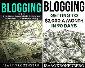 Blogging For Profit (2 Book Series)