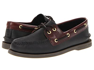 Sperry Authentic Original (Black/Amaretto) Men